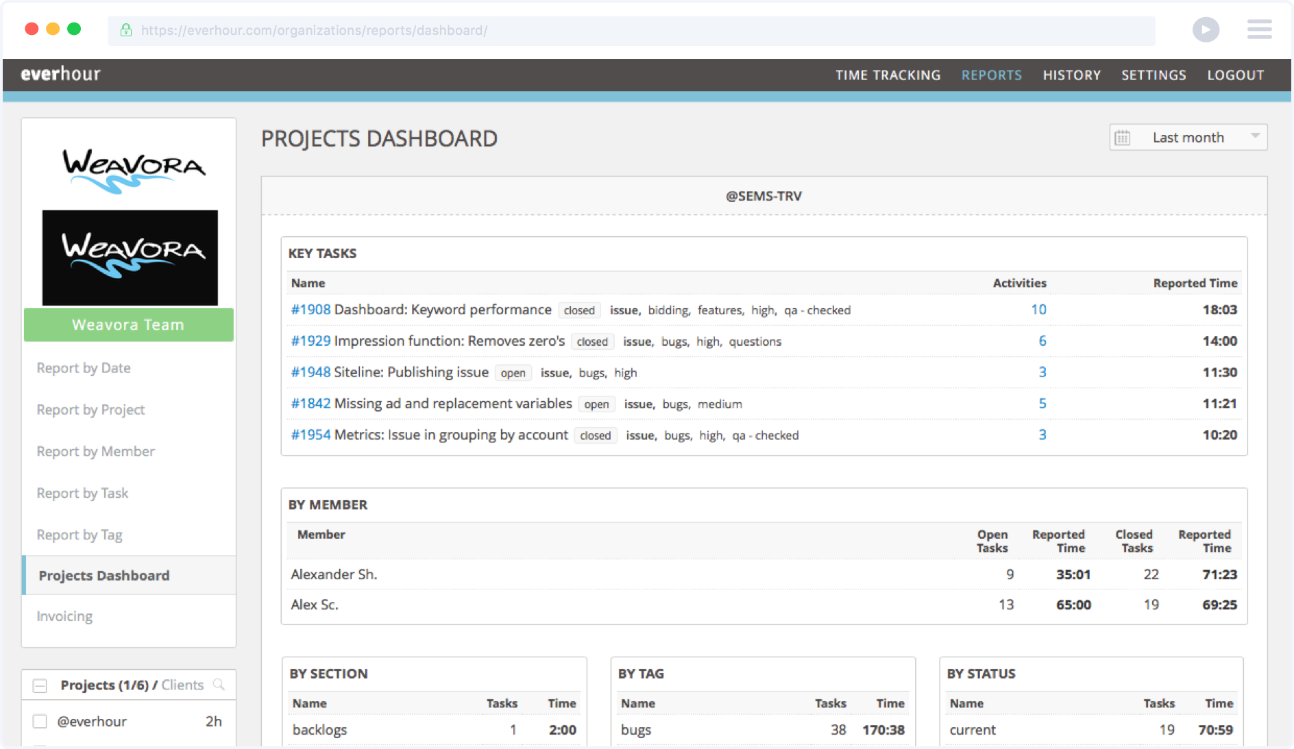 asana-integration-everhour-report-dashboard